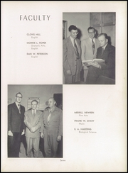 Page 11, 1952 Edition, Lehi High School - Lehision Yearbook (Lehi, UT) online yearbook collection