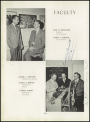 Page 12, 1952 Edition, Lehi High School - Lehision Yearbook (Lehi, UT) online yearbook collection