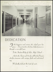 Page 6, 1952 Edition, Lehi High School - Lehision Yearbook (Lehi, UT) online yearbook collection