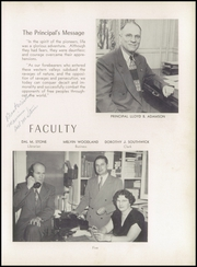 Page 9, 1952 Edition, Lehi High School - Lehision Yearbook (Lehi, UT) online yearbook collection