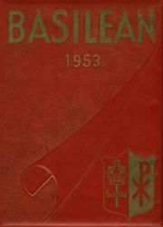 Page 1, 1953 Edition, Judge Memorial Catholic High School - Basilean Yearbook (Salt Lake City, UT) online yearbook collection