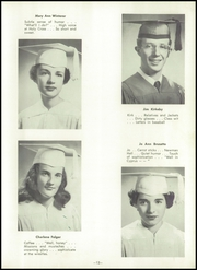 Page 15, 1953 Edition, Judge Memorial Catholic High School - Basilean Yearbook (Salt Lake City, UT) online yearbook collection