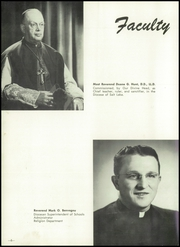 Page 8, 1953 Edition, Judge Memorial Catholic High School - Basilean Yearbook (Salt Lake City, UT) online yearbook collection