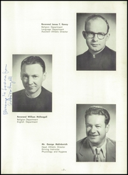 Page 9, 1953 Edition, Judge Memorial Catholic High School - Basilean Yearbook (Salt Lake City, UT) online yearbook collection