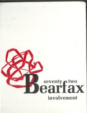 1972 Edition, Bear River High School - Bearfax (Garland Tremonton, UT)