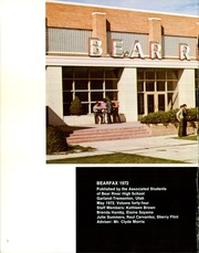 Page 6, 1972 Edition, Bear River High School - Bearfax (Garland Tremonton, UT) online yearbook collection