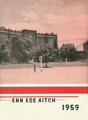 1959 Edition, North Sanpete High School - Enn Ess Aitch Yearbook (Mount Pleasant, UT)
