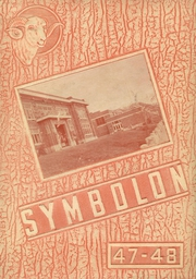 1948 Edition, South Sevier High School - Symbolon Yearbook (Monroe, UT)