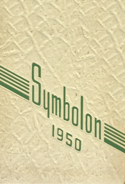 1950 Edition, South Sevier High School - Symbolon Yearbook (Monroe, UT)