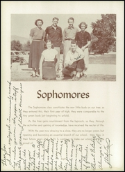 Page 12, 1950 Edition, South Sevier High School - Symbolon Yearbook (Monroe, UT) online yearbook collection
