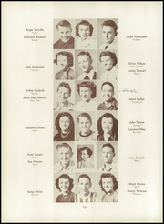 Page 14, 1950 Edition, South Sevier High School - Symbolon Yearbook (Monroe, UT) online yearbook collection