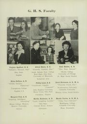 Page 10, 1945 Edition, Millard High School - Millard Yearbook (Fillmore, UT) online yearbook collection