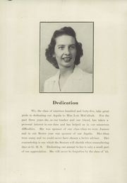 Page 9, 1945 Edition, Millard High School - Millard Yearbook (Fillmore, UT) online yearbook collection
