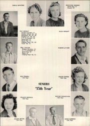Page 16, 1941 Edition, North Summit High School - Chieftain Yearbook (Coalville, UT) online yearbook collection