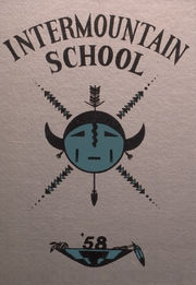 1958 Edition, Intermountain Indian High School - Yearbook (Brigham City, UT)