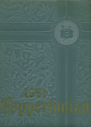 1951 Edition, Bingham High School - Coppertonian Yearbook (Copperton, UT)