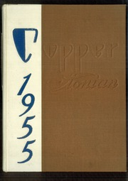 1955 Edition, Bingham High School - Coppertonian Yearbook (Copperton, UT)
