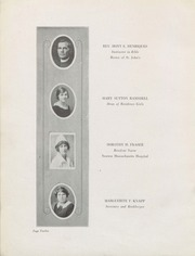 Page 13, 1924 Edition, Rowland Hall Saint Mark's - Hallmark / Lantern / Rambler Yearbook (Salt Lake City, UT) online yearbook collection