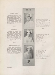 Page 17, 1924 Edition, Rowland Hall Saint Mark's - Hallmark / Lantern / Rambler Yearbook (Salt Lake City, UT) online yearbook collection