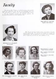 Page 11, 1951 Edition, Rowland Hall School - Crimson Rambler Yearbook (Salt Lake City, UT) online yearbook collection