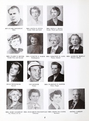 Page 12, 1951 Edition, Rowland Hall School - Crimson Rambler Yearbook (Salt Lake City, UT) online yearbook collection