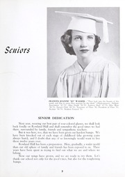 Page 13, 1951 Edition, Rowland Hall School - Crimson Rambler Yearbook (Salt Lake City, UT) online yearbook collection