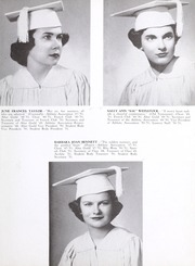 Page 17, 1951 Edition, Rowland Hall School - Crimson Rambler Yearbook (Salt Lake City, UT) online yearbook collection