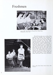 Page 12, 1956 Edition, Rowland Hall School - Crimson Rambler Yearbook (Salt Lake City, UT) online yearbook collection