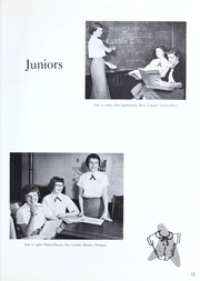 Page 15, 1956 Edition, Rowland Hall School - Crimson Rambler Yearbook (Salt Lake City, UT) online yearbook collection