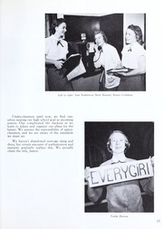 Page 17, 1956 Edition, Rowland Hall School - Crimson Rambler Yearbook (Salt Lake City, UT) online yearbook collection