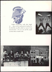Page 10, 1942 Edition, South Cache High School - Souvenir Clarion Yearbook (Hyrum, UT) online yearbook collection