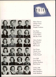 Page 17, 1942 Edition, South Cache High School - Souvenir Clarion Yearbook (Hyrum, UT) online yearbook collection