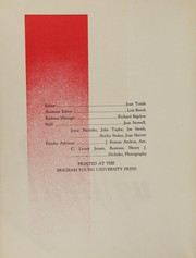 Page 6, 1947 Edition, Brigham Young High School - Wildcat Yearbook (Provo, UT) online yearbook collection