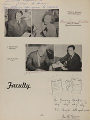Page 12, 1948 Edition, Brigham Young High School - Wildcat Yearbook (Provo, UT) online yearbook collection