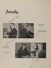 Page 14, 1948 Edition, Brigham Young High School - Wildcat Yearbook (Provo, UT) online yearbook collection