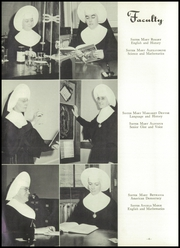 Page 10, 1958 Edition, St Mary of the Wasatch High School - Marycrest Yearbook (Salt Lake City, UT) online yearbook collection