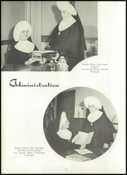 Page 12, 1958 Edition, St Mary of the Wasatch High School - Marycrest Yearbook (Salt Lake City, UT) online yearbook collection