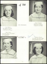 Page 15, 1958 Edition, St Mary of the Wasatch High School - Marycrest Yearbook (Salt Lake City, UT) online yearbook collection