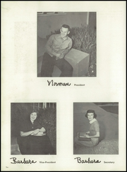 Page 14, 1954 Edition, Lincoln High School - Railsplitter Yearbook (Orem, UT) online yearbook collection