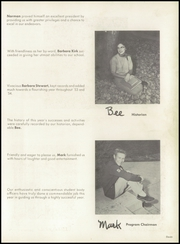Page 15, 1954 Edition, Lincoln High School - Railsplitter Yearbook (Orem, UT) online yearbook collection