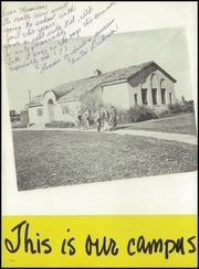 Page 6, 1954 Edition, Lincoln High School - Railsplitter Yearbook (Orem, UT) online yearbook collection