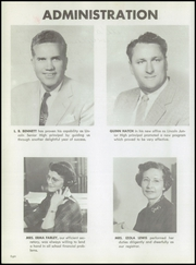 Page 12, 1955 Edition, Lincoln High School - Railsplitter Yearbook (Orem, UT) online yearbook collection