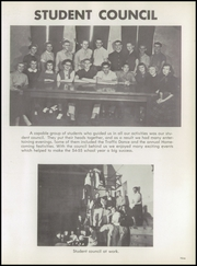 Page 13, 1955 Edition, Lincoln High School - Railsplitter Yearbook (Orem, UT) online yearbook collection