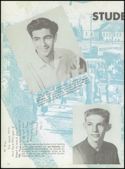 Page 14, 1955 Edition, Lincoln High School - Railsplitter Yearbook (Orem, UT) online yearbook collection