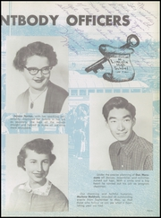 Page 15, 1955 Edition, Lincoln High School - Railsplitter Yearbook (Orem, UT) online yearbook collection