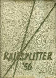 Page 1, 1956 Edition, Lincoln High School - Railsplitter Yearbook (Orem, UT) online yearbook collection