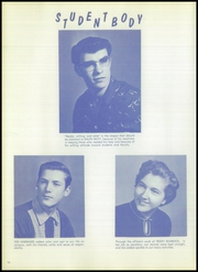Page 14, 1956 Edition, Lincoln High School - Railsplitter Yearbook (Orem, UT) online yearbook collection