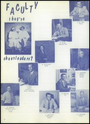 Page 16, 1956 Edition, Lincoln High School - Railsplitter Yearbook (Orem, UT) online yearbook collection