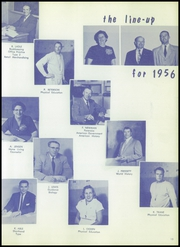 Page 17, 1956 Edition, Lincoln High School - Railsplitter Yearbook (Orem, UT) online yearbook collection