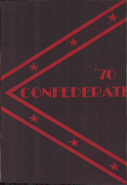 1970 Edition, Dixie State University - Confederate Yearbook (St George, UT)